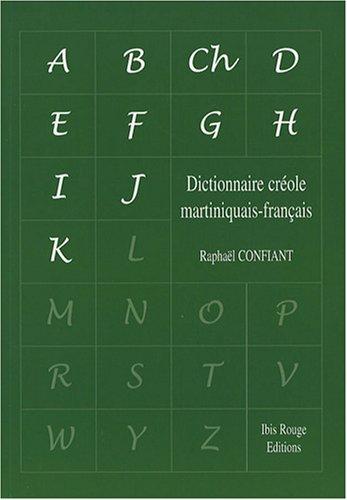 9782844503077: Dictionnaire créole martiniquais-français en 2 volumes (French Edition)
