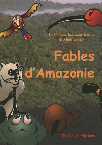 9782844503527: Fables d'Amazonie (French Edition)