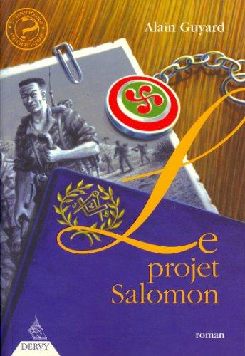 9782844544186: Le Projet Salomon