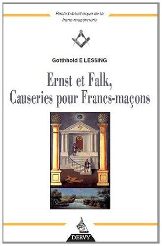 9782844546548: Ernst et Falk Causeries pour francs-maçons