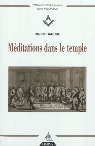 9782844549228: M�ditations dans le temple