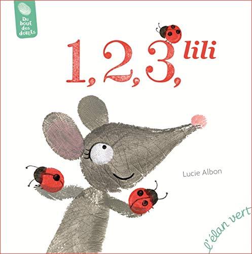 Souris LILI : 1, 2, 3 LILI: Lucie Alban