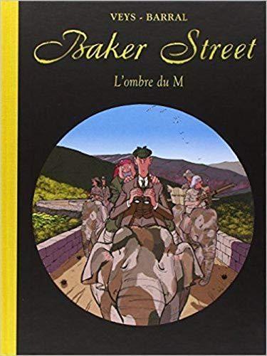 BAKER STREET -OMBRE DU M- TIRAGE TETE: VEYS BARRAL