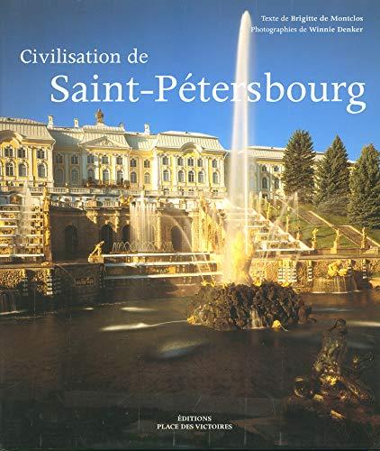 9782844591180: Civilisation de Saint-Pétersbourg