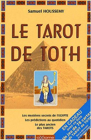 9782844621252: Tarot de Toth
