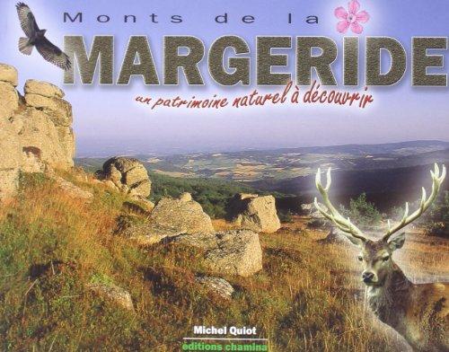 9782844660602: Monts de la Margeride (French Edition)