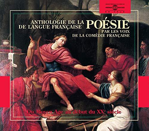 9782844680372: Anthologie De La Poesie De Langue Francaise