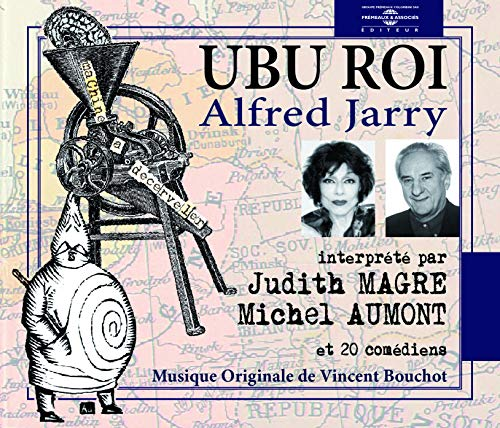 9782844681027: Ubu Roi - 2 CD's in French
