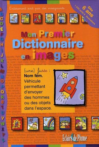 9782844701930: Mon premier dictionnaire en images