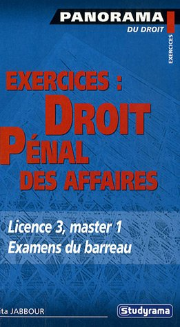 9782844729620: Exercices (French Edition)