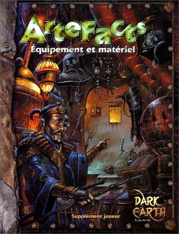 9782844760081: Dark Earth : Artefacts, équipement et matériel (supplément Dark Hearth)