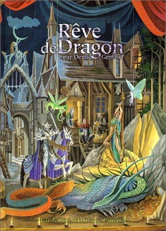 9782844760906: Rêve de dragon : Livre de base