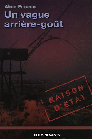 9782844780591: Un vague arriere-gout (French Edition)