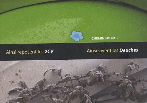 9782844786814: Vivent les Deuches (Ainsi) / Reposent les 2 Cv (Ainsi) (Coffret)