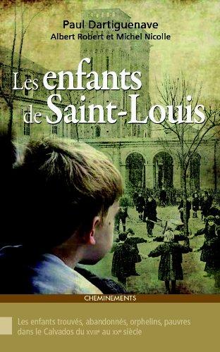 9782844787859: Les enfants de Saint-Louis