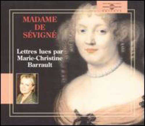 9782844802422: Madame De Sevigne:Lettres De Mme De Sevigne