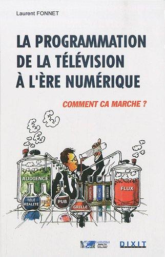 9782844811400: La programmation de la télévision à l'ère numérique