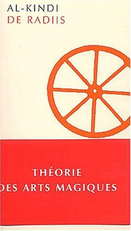 9782844851154: De radiis. : Théorie des arts magiques