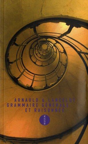 9782844853370: Grammaire générale et raisonnée