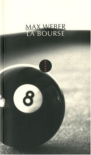 9782844853400: La Bourse