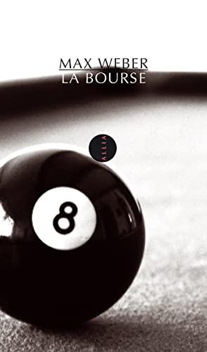 9782844853400: Bourse (la)
