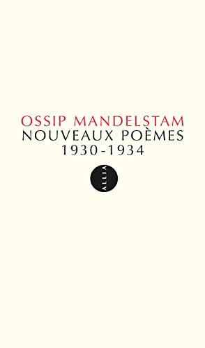 9782844853516: Nouveaux poèmes