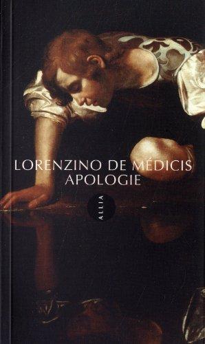 Apologie [nouvelle édition]: M�dicis, Lorenzino de