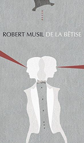 9782844859495: De la bêtise (Petite collection)