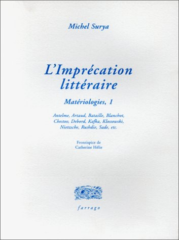 9782844900142: Matériologies (French Edition)