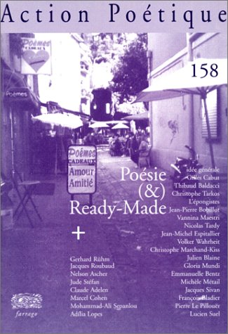 9782844900302: Poésie (&) Ready-Made