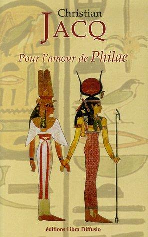 9782844922489: Pour l'amour de Philae