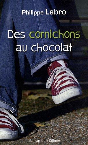 9782844923356: des cornichons au chocolat