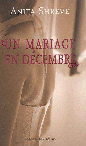 9782844924001: Un mariage en décembre