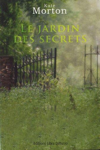 9782844924261: Le jardin des secrets