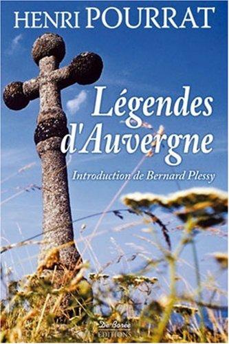 9782844941541: Légendes d'Auvergne