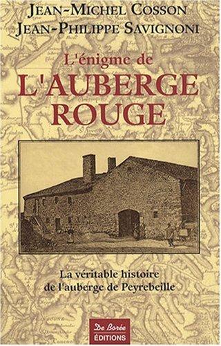 9782844945372: Enigme de l'Auberge Rouge