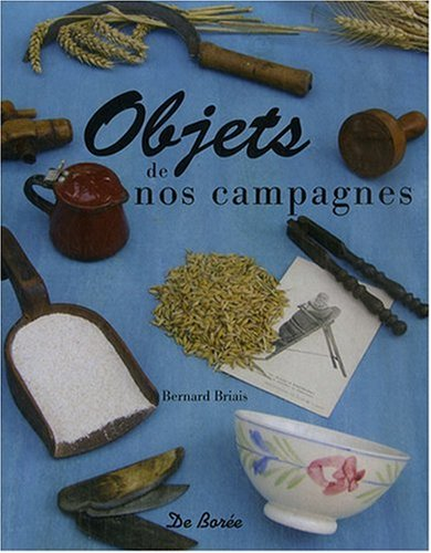 9782844946317: Objets de nos campagnes (French Edition)