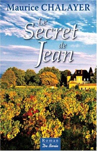 9782844946980: Secret de Jean