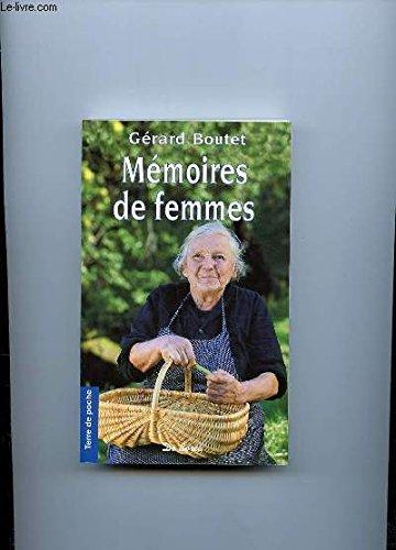 9782844947628: Memoires de Femmes (Gratuit)
