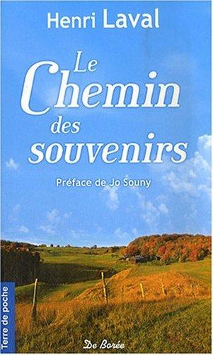 9782844947789: Chemin des Souvenirs (le)(Poche)
