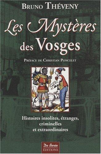 Les Myst�res des Vosges (French Edition)