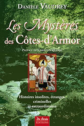 9782844949677: Cotes-d'armor mysteres