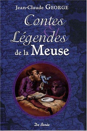 9782844949714: Meuse Contes et Legendes