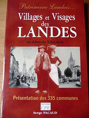 9782845032941: Villages et Visages des Landes