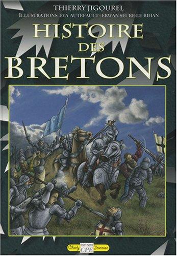 9782845035164: Histoire des Bretons