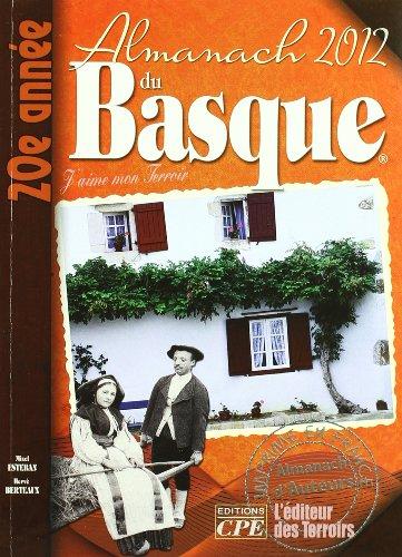 9782845038967: almanach du basque 2012