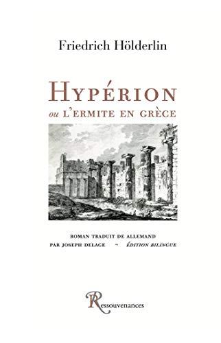 9782845051508: Hyp�rion ou l'ermite en Gr�ce