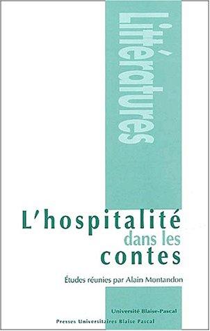 9782845161306: L'hospitalite dans les contes