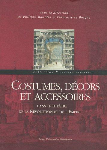 9782845164437: Costumes, décors et accessoires