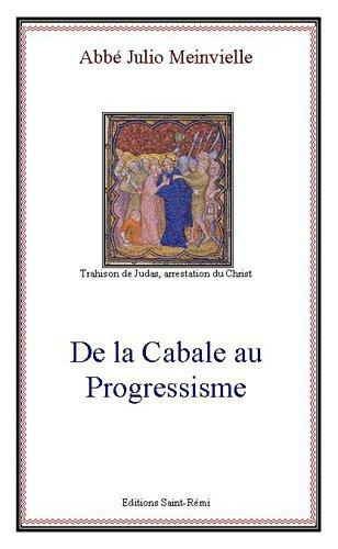 9782845190061: De la cabale au progressisme
